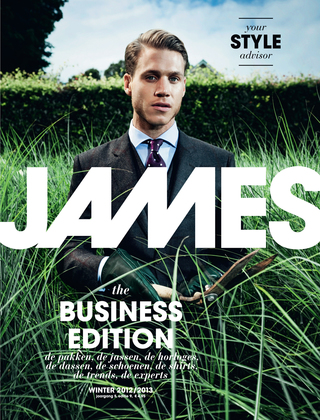 James Styleguide Winter 2012