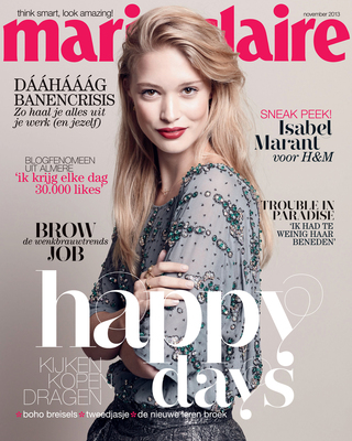 Marie Claire nr. 11 - 2013