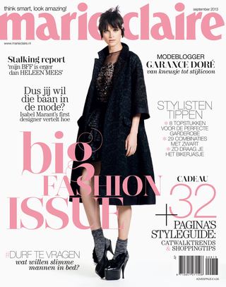 Marie Claire nr. 09 - 2013