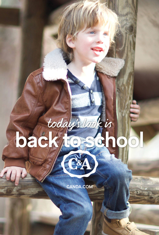 Back to school Campaign 2015