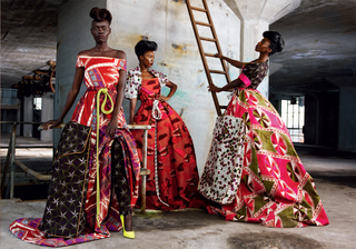 Vlisco - Funky Grooves Campaign
